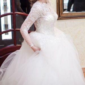 Dresses | Beautiful Princess Wedding Dress | Poshmark